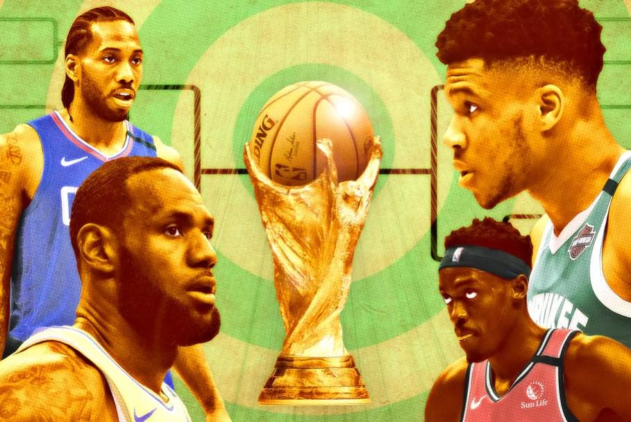 NBA體育賽事-季后賽改世界杯賽制?NBA高層提議20隊打小組賽晉級